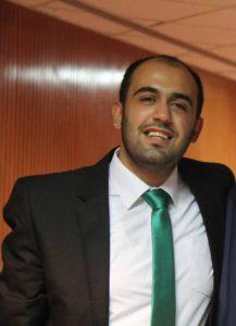 photograph of Ahmad Bassam