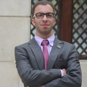 photograph of Sadeer Issa