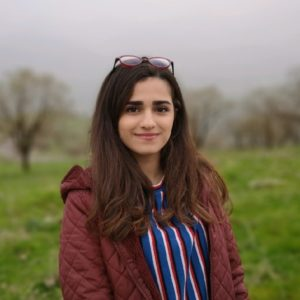 photograph of Sara Ali